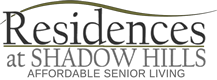 Residences at Shadow Hills Logo  |  (806) 797-8000